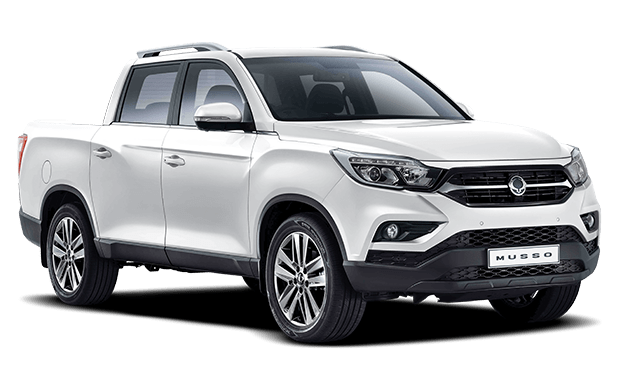 Musso Pick Up Blanco - Ssangyong Costa Rica