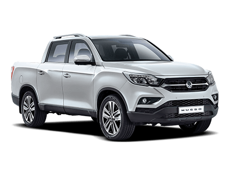 Musso Pick UP - Ssangyong Costa Rica