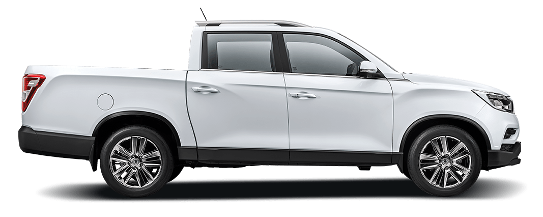 Musso Pick Up Lateral - - Ssangyong Costa Rica